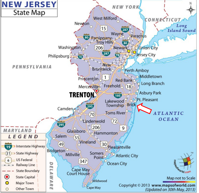 Map Of New York New Jersey And Connecticut.Diocese Of New York New Jersey 2018 Diocesan Assembly